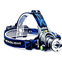 Headlamps LED Mode 800 Lumens Adjustable Focus / Waterproof / Rechargeable Cree T6 18650Camping/Hiking/Caving / Cycling / Traveling /