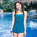 Ymeishan Women's Classic Push-up One Piece Bikini Swimming Suit