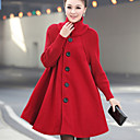 Women's Cute Knitting Sleeve Coat