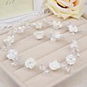 Women's/Flower Girl's Crystal/Alloy Headpiece - Wedding/Special Occasion/Casual Hair Pin/Flowers