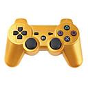 USD $ 15,95 - Kabelloses Dualshock Steuerkreuz für PlayStation3/PS3 (Gold)