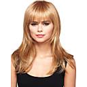 vysoká kvalita bez krytky dlouhými vlnitými mono top panna Remy lidské vlasy paruky 7 barev na výběr