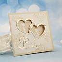Personalized Tri-Fold Wedding Invitations Invitation Cards - 50 Piece/Set
