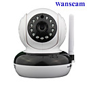 Wanscam uso interno IR supporto ONVIF wireless scheda max 128g tf 960p p2p ip camera hw0046