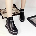 Women's Shoes Platform Fashion Boots Boots Office & Career / Casual Black