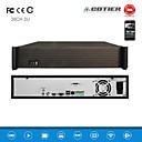 cotier®36ch 2u 9hdd Port / 960p / ONVIF / p2p Wolke / NVR n36 / 2u-9