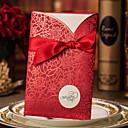 Inviti di nozze Invito Cards / Cartoline per festa di fidanzamento Tasca Personalizzato 50 Pezzo/Set