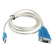 USB 2.0 na RS232 sériový kabel portu adaptéru (115 cm)