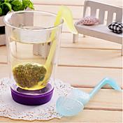 発音記号形の茶はストレーナーフィルター(ランダムカラー)を残す