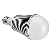 Bombillas Globo A E26/E27 12 W 12 LED de Alta Potencia 1080 LM 6000K K Blanco Natural AC 85-265 V