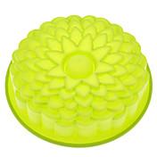 slunečnice ve tvaru silikonová bábovka