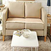 pata de gallo de algodón esteras sofá cojín de encaje 70 * 210