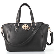 CANIFIER Fashion Hardware Black Tote