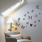 Animal Mariposa Grupo pegatinas de pared