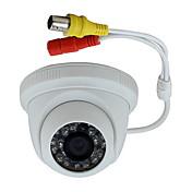 700tvl četvrtine CMOS IR-cut (dan i noć prebacivanje funkcija) CCTV IR dome kamera hd god-8813cc