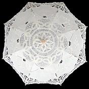 Boda / Mascarada Encaje Paraguas Aprox.76cm