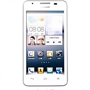 "Huawei G525-4.5 ""Android 4.1 4GB 1GB Quad Core Smart phone (1.2Ghz, 3G, GPS, Dual Camera, Dual SIM, Wi-Fi)"