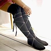 Calcetines y Medias Lolita Clásica y Tradicional Con cordones Accesorios de Lolita Medias de Lencería Estampado por Algodón