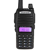 BaoFeng UV-82 Walkie Talkie 128CH 400-470MHz / 136-174MHz 1800mAh 5KM-10KM Radio Emisor - Receptor