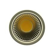 GU10 1 COB 400-450LM LM 温白色 / クールホワイト / ナチュラルホワイト LEDスポットライト AC 85-265 V