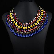 JQジュエリーの女性の真珠の花のネックレス
