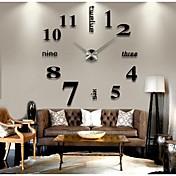 コンテンポラリー その他 壁時計,円形 屋内 クロック