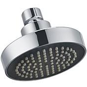 マウント固定交換4インチのシャワーヘッドをシャワーする磨かれたクロム、j335