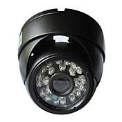 ドーム屋外IPカメラ720pの電子メール警報ナイトビジョン動き検出P2P