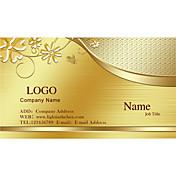 Tarjetas de visita - 200Pcs - Tradicional - Patrón - de Papel decorado -