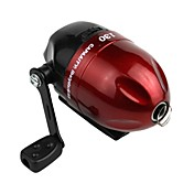 リール スピンキャストリール 2.6:1 0 ボールベアリング 交換可能 海釣り / 一般的な釣り - New130 N/A