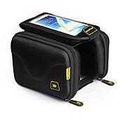 CoolChange® Bolsa para Bicicleta 1.5LLBolsa para Cuadro de Bici / Bolso del teléfono celular Listo para vestir / Pantalla táctilBolsa