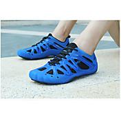Zapatillas de deporte Zapatos Casuales Calzado para Bicicleta de Carretera Zapatillas Carretera / Zapatos de Ciclismo HombresA prueba de