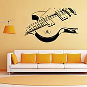 zidne naljepnice na zid naljepnice stil osobnost gitara PVC zidne naljepnice