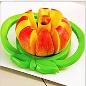 1 ks Cutter & Slicer For u ovoce Nerez Vysoká kvalita / Tvůrčí kuchyně Gadget