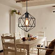 Luzes Pingente ,  Contemprâneo Tradicional/Clássico Rústico/Campestre Outros Característica for LED MetalSala de Estar Quarto Sala de