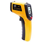 非接触赤外線デジタル温度計液晶デジタル高温計温度gm320