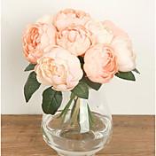 Hedvábí Růže Umělé květiny