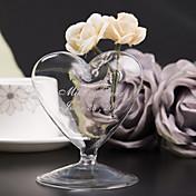 花瓶(ホワイト,ガラス) -クラシックテーマ あり 1