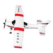 RTF WL TOYS F949 Kartáčový elektro RC kvadrikoptéra 3ch 2,4G EPO Hotový model
