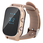 GPSトラッカースマート腕時計の電話のSOSは、高齢者の子供用のGSM無線LAN +ポンド腕時計インテリジェントな監視警報をリストバンド