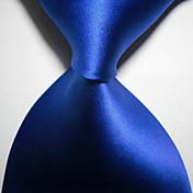 Jednobarevné-Kravata(Modrá,Polyester)