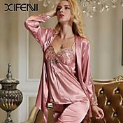 Pijama Para Mujer Fino-Otros / Satén