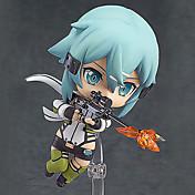Anime Čísla akce Inspirovaný Sword Art Online Shino PVC 10 CM Stavebnice Doll Toy