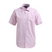 JamesEarl 男性 シャツカラー ショート シャツ&ブラウス オレンジ - M21X5000302