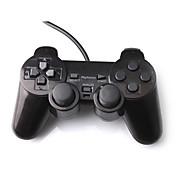 Mando DualShock para PS2 (Negro)