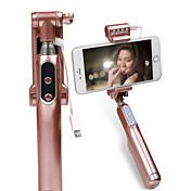 自撮り棒 Bluetooth 伸縮可 とともに 自撮り棒 のために