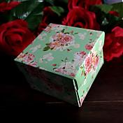 12 Kusů v sadě Favor Holder-Krychle Lepenkový papír Dárkové krabice Nepřizpůsobeno
