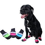 Gatos / Perros Zapatos y BotasA Prueba de Agua / Cosplay / Moda / Casual/Diario / Deportes / Halloween / Cumpleaños / Navidad /
