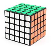 Shengshou® Hladký Speed Cube 5*5*5 Rychlost / profesionální úroveň Magické kostky Black Fade hladký nálepka nastavitelné pružiny ABS