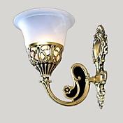 AC 220-240 60 E26/E27 Tradicional/ Clásico Otros Característica for LED,Luz Ambiente Candelabro de pared Luz de pared